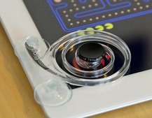 Fling Joystick for iPad hands-on