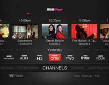 BBC upgrades iPlayer for your TV, PS3 users first to get it