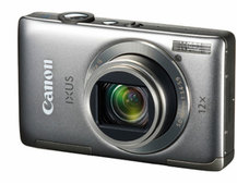 Canon IXUS HS low-noise, high-zoom compacts come to light
