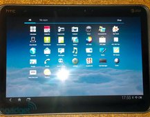 10-inch HTC tablet spy shots come with AT&T and 4G branding