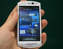 Sony Ericsson Xperia neo V pictures and hands-on