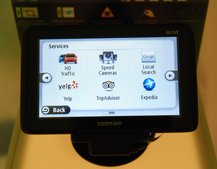 TomTom GO Live 1535 satnav with apps pictures and hands-on