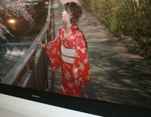 Sharp 8K4K LCD TV eyes-on