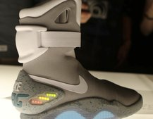 Nike Air Mag Back To The Future Limited Edition shoes officially released, available on eBay