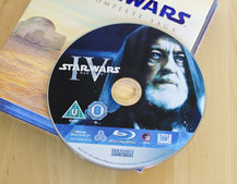 Star Wars: The Complete Saga Blu-ray box set pictures and hands-on