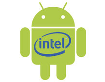 Android heading to an Intel smartphone near you