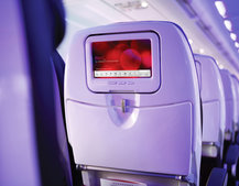 Virgin America in-flight entertainment goes HD, Virgin Atlantic next?