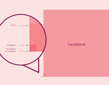 Incredible infographic captures Facebook's digital photo dominance