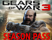 Gears of War 3 Season Pass giveaway