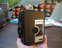 Lomography LomoKino pictures and hands-on
