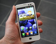 LG Optimus LTE pictures and hands-on