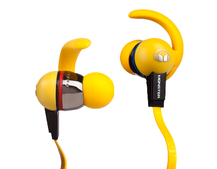 Monster iSport Livestrong headphones give you charitable beats