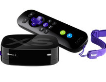 Roku 2 XS and Roku LT now streaming into UK and Ireland