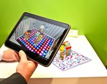 Sesame Street Bert and Ernie Augmented Reality toys takes play interactive