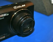 Casio Exilim EX-ZR200 high-speed snapper announced
