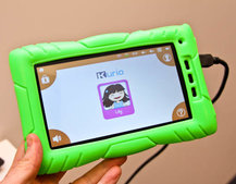 Kurio: The Android tablet for kids (pictures)