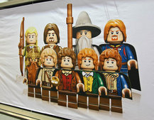 Lego Lord of the Rings detailed: One brick to rule them all (pictures)