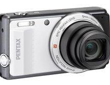 Pentax Optio VS20 comes with a twist