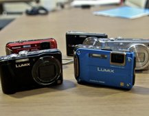 Panasonic Lumix DMC-TZ30 leads second wave of new cameras in time for ski season
