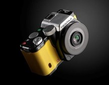 Pentax K-01 interchangeable-lens camera now official (video)