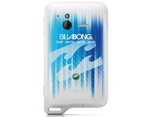 Sony Ericsson Xperia active Billabong edition surfs in