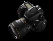 Nikon D800: full frame, full HD, full of 36 megapixels
