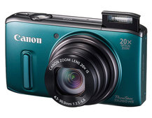 Canon PowerShot SX260 HS and SX240 HS compacts are for the roaming snapper