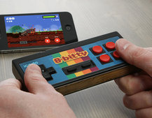 iCade 8-Bitty coming for cheap remote iPad and iPhone retro gaming thrills