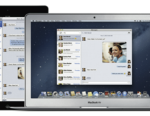 Messages kills iChat as it brings texting to Lion, you can try it now