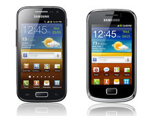 Samsung Galaxy Ace 2 and Mini 2: updated affordable Androids