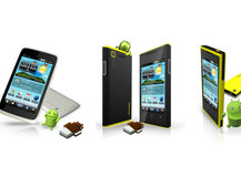 ViewSonic ViewPhone 4e, 4s and 5e dual-SIM phones mix work and play