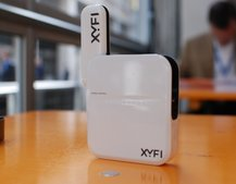 Option XYfi: the world's smallest portable hotspot
