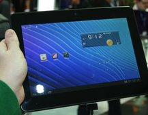 ZTE PF100 quad-core tablet pictures and hands-on
