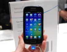 Samsung Galaxy Ace 2 pictures and hands-on