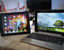What's better, the new iPad or the Asus EeePad Transformer Prime?