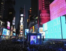 Nokia Lumia 900 launched with spectacular New York lightshow