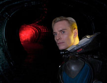 Prometheus: Android inspired by Blade Runner not Alien