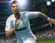 PES 2013 coming Autumn 2012, offers enhanced individual control (video)