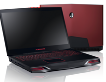 Alienware M14x, M17x, and M18 get Ivy Bridge and GeForce refresh