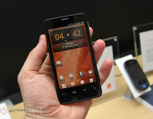 Orange's Intel processor Android phone edges closer