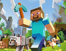 Minecraft: Xbox 360 Edition hits today - more than 127,000 4+ ratings already