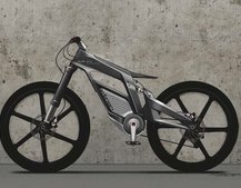 Audi set to unveil its Wörthersee e-bike - a push bike motorcycle hybrid