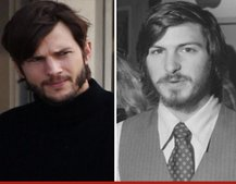 Ashton Kutcher as Steve Jobs: First photos of actor portraying late Apple CEO