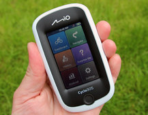 Mio Cyclo satnav devices adds variety with 'Surprise Me' bike routes