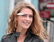Google's Project Glass Augmented Reality specs in first video sample