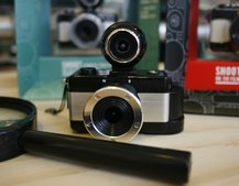 Lomography Fisheye Baby 110 camera pictures and hands-on