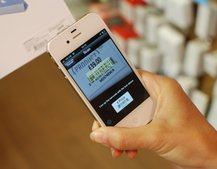 Apple EasyPay in-store payment solution pictures and hands-on