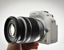 Hands-on: Panasonic Lumix DMC-G5 review