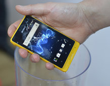 Sony Xperia Go pictures and hands-on