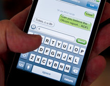 Brits now text more than they talk, says Ofcom report